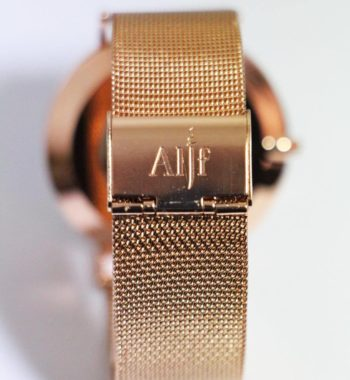 Montre Alif Rose Gold