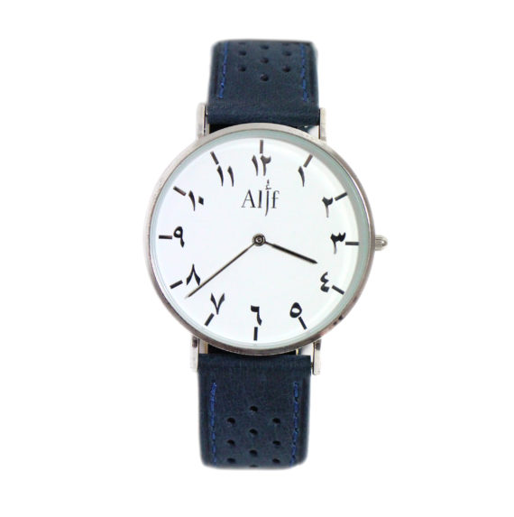 Navy montre homme chiffres arabes